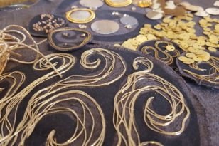Adventures in Goldwork Embroidery