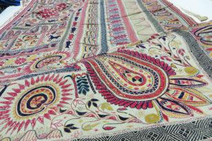 Kantha Stitch Embroidery