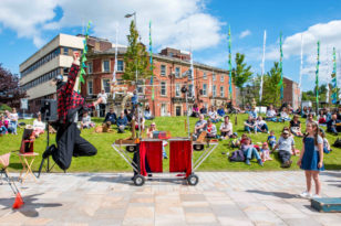 (The National Festival of) Making a Difference in Blackburn
