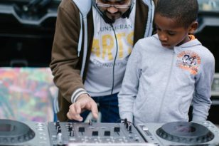 MAKE-A-MIX Workshop with the Young Urban Arts Foundation