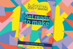 GET READY TO MAKE!