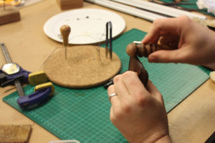 Traditional Leatherwork Taster sessions with Diamond Awl