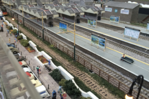 East Lancashire Model Railway Charitable Organisation