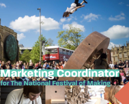We're recruiting - Join our team as Marketing Coordinator