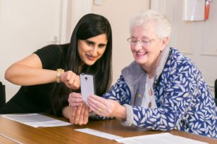 Making Digital Memories with AGE UK