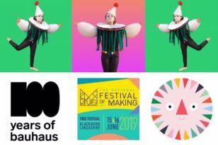 Let's Make Art Celebrate Bauhaus!