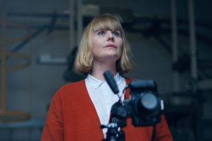 Liz Wilson + Spiroflow. The Optical Mechanical