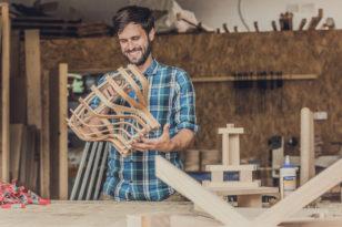 Building Big Ideas: Tim Denton joins Art In Manufacturing Season Four