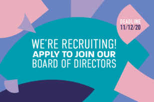 Apply to join our Board of Directors