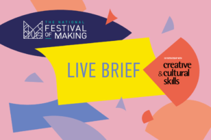 Creative & Cultural Skills - Live Brief